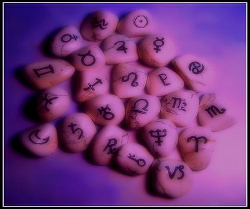 asztrológiai szimbólumok