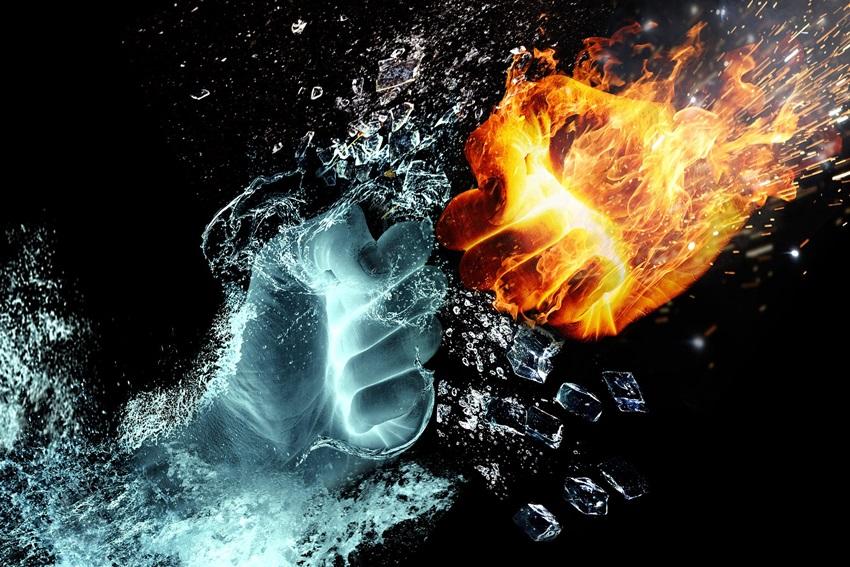 Jeges és Tüzes Pokol