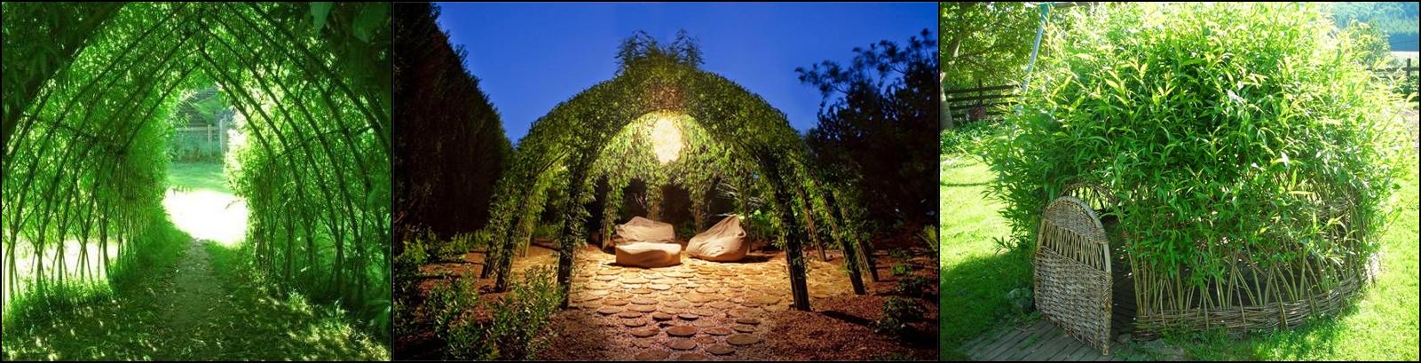 romantikus kerti